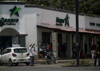 Ortega impondrá mordaza a los bancos y sus empleados. Foto: EFE.