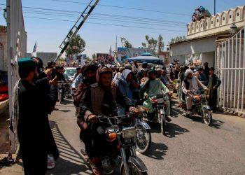 Afganistán amanece sin la presencia de EEUU por primera vez en dos décadas. Foto: EFE.