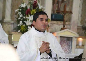 La parroquia Sagrado Corazón de Jesús pide oraciones para los sacerdotes. Foto: Arquidiócesis de Managua / Lázaro Gutiérrez