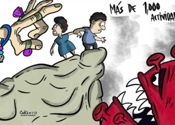 La Caricatura: Invitación al contagio