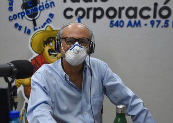 El programa Confidencial Radio inició en febrero de este año. Foto: Confidencial.