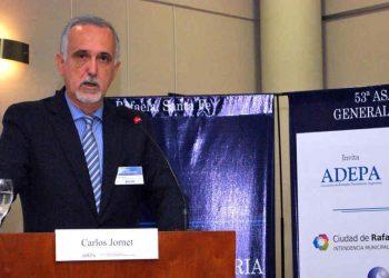 Carlos Jornet presidente de la Comisión de Libertad de Prensa e Información de la SIP. Foto: internet