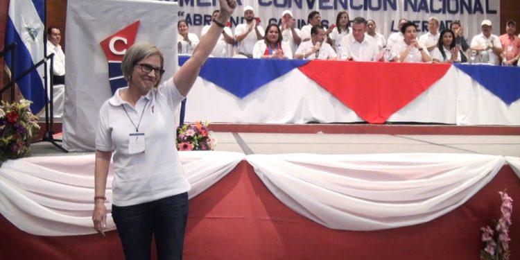 El CxL asegura que la cancelación de su personalidad jurídica y el retiro de la nacionalidad nicaragüense a Kitty Monterrey representan un «duro golpe a la institucionalidad electoral». Foto: Internet.