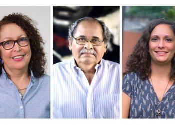 Familia López Baltodano al exilio. Foto: Internet.