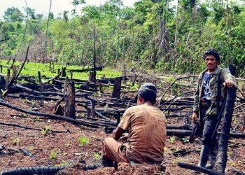 Territorios indígenas de Bosawas. Foto: internet