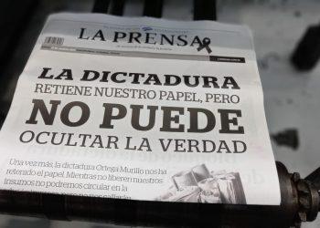 PEN Internacional denuncia la represión en contra de los medios independientes. Foto: Artículo 66 / Noel Miranda