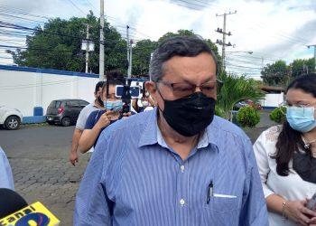 Mauricio Díaz, directivo de CxL secuestrado por la Policía luego de ser interrogado en la Fiscalía por «dar opiniones». Foto: N. Miranda/Artículo 66.