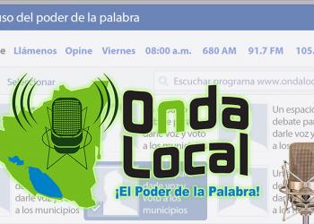 Onda Local es el segundo programa en cuatro días que anuncian su salida de Radio Corporación por censura del régimen. Foto tomada de la web de Onda Local.