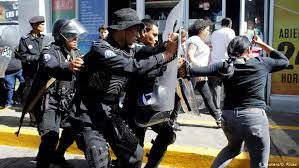Exiliados en Italia piden a medios de ese país que condenen al régimen de Ortega. Foto: Tomada de Internet