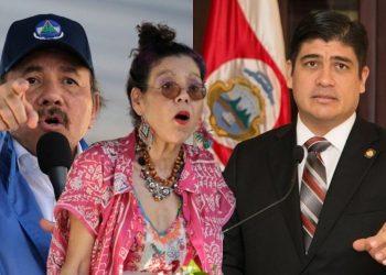 Régimen arremete contra Costa Rica: «Parlanchines, fanfarrones, fachentos, racistas»