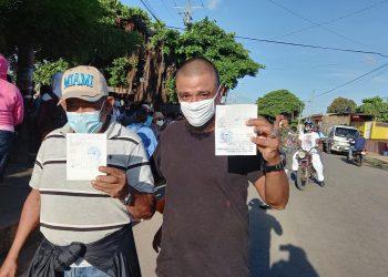 Vacunación contra el COVID-19 continuará en Rivas. Foto: Ilustrativa / Artículo 66