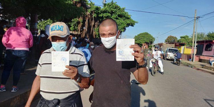 OPS: «Nicaragua sigue teniendo menos del 20% de la población completamente vacunada». Foto: Artículo 66