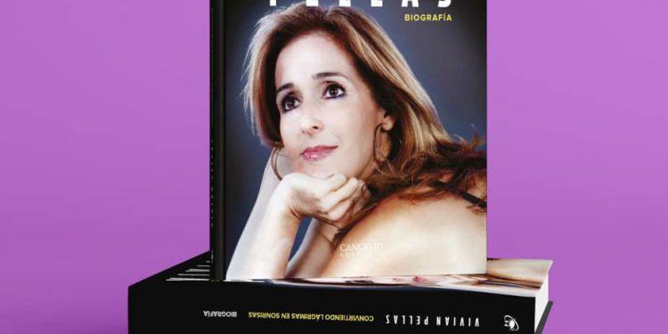 Vivian Pellas cuenta en libro cómo regresó de la muerte tras accidente aéreo