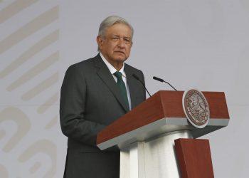 Presidente de México, Andrés Manuel López Obrador. EFE/ José Méndez