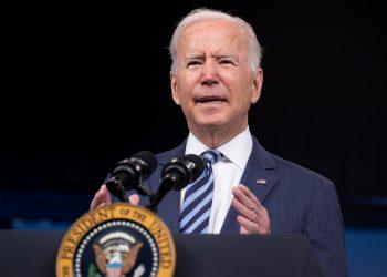 El Gobierno de Biden se moviliza para proteger el derecho al aborto en Texas. Foto: EFE/Michael Reynolds/Pool