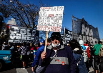 argentina, protestas