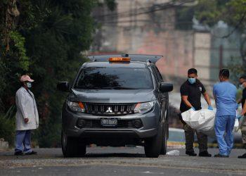 Se reducen homicidios en El Salvador en comparación con el 2020