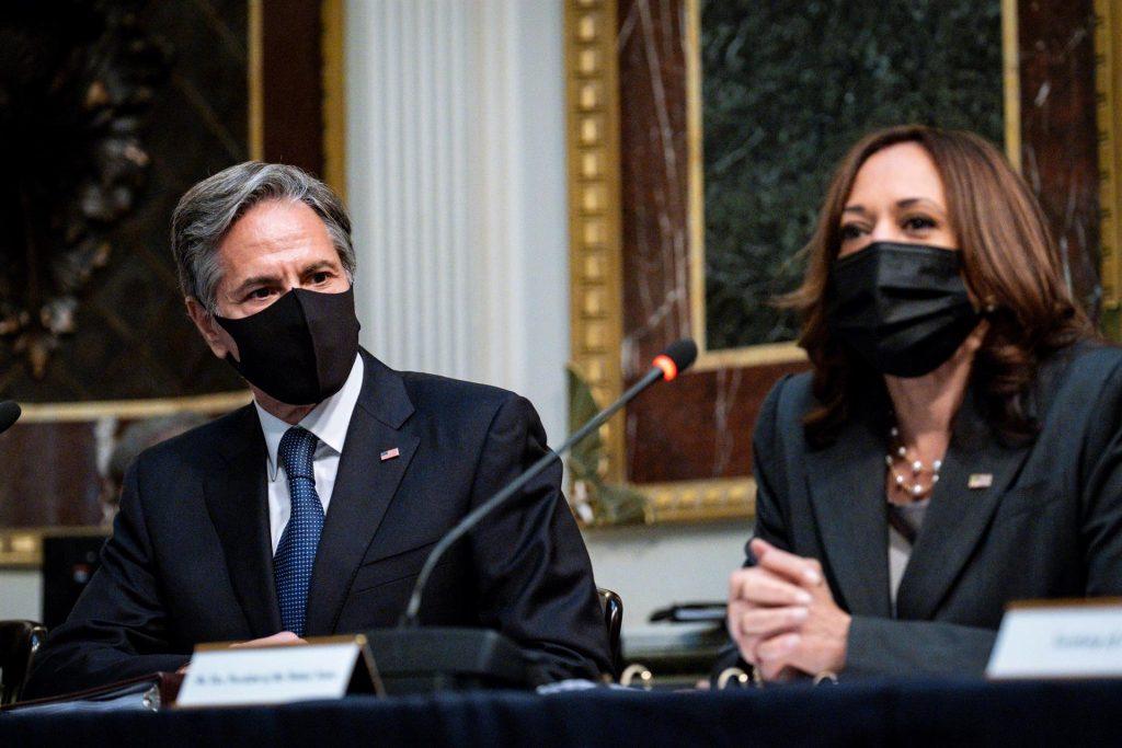 EE.UU. y México retoman un mecanismo de diálogo económico de alto nivel. EFE/EPA/Pete Marovich / POOL