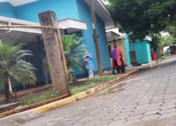 Muertes en el Hospital Alemán Nicaragüense «se han disparado». Foto: Artículo 66 / Cortesía