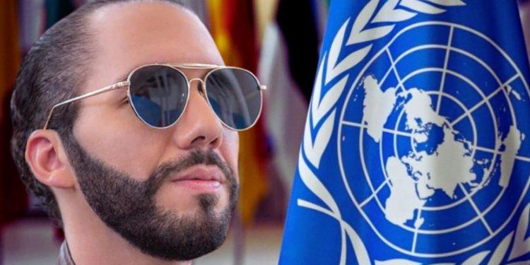 La ONU pide proteger la democracia en el Salvador tras fallo sobre reelección