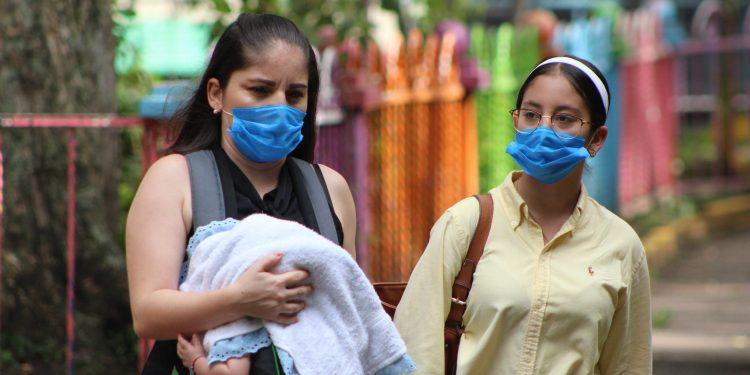 Los casos de COVID-19 en Nicaragua continúan en aumento. Foto: Cortesía