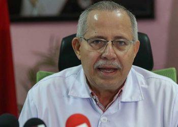 Carlos Sáenz, Secretario del Ministerio de Salud. Foto. Internet