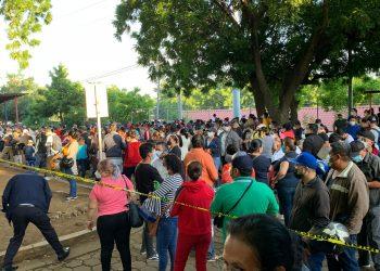 Jornada de vacunación contra el COVID-19 llegará a Estelí. Foto: Wilmer Benavides / Artículo 66.