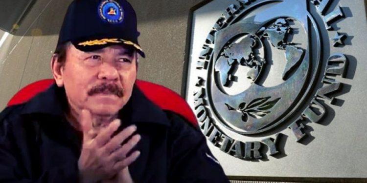 Nicaragüenses en el exilio demandan al FMI no oxigenar a la dictadura