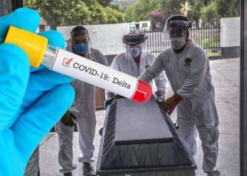 Aumentan casos de variante Delta en Costa Rica