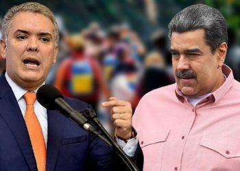 Presidente de Colombia vaticina más migración si no se pone fin a la dictadura de Venezuela