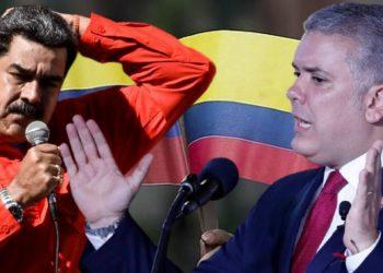 """Venezuela acusa a Iván Duque de intentar impedir """"la paz"""" del país caribeño"""