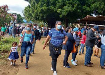 Nicaragua aplicará vacunas Pfizer a embarazadas y mayores de 12 años. Foto: Artículo 66 / Noel Miranda
