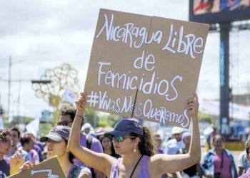51 femicidios en Nicaragua en lo que va del 2021 y cada vez son más violentos, denuncian Católicas por los Derechos a Decidir. Foto: Internet.