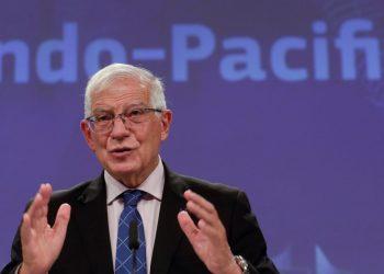 Borrell: pacto de EEUU, R.Unido y Australia hace más importante estrategia UE