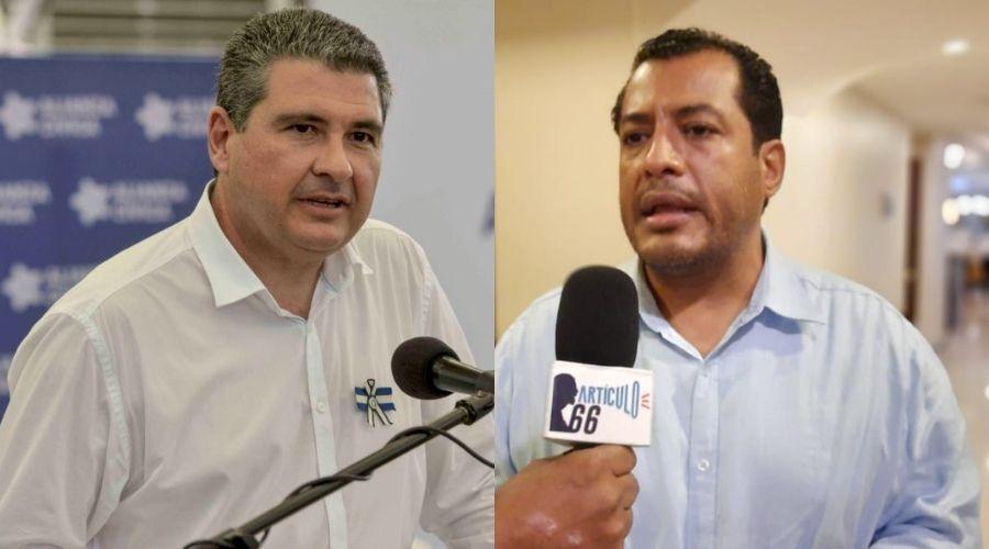 Juicio contra Félix Maradiaga y Juan Sebastián Chamorro iniciará el próximo viernes, acusados de supuesta conspiración contra Nicaragua. Foto: Artículo 66.