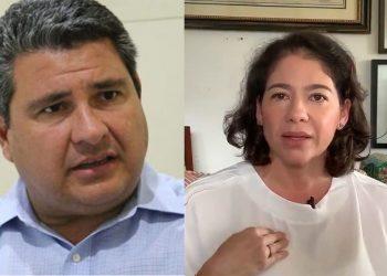 Esposa de Juan Sebastián Chamorro desea que sufrimiento por injusta prisión de su esposo se traduzca en libertad para Nicaragua. Foto: Artículo 66.