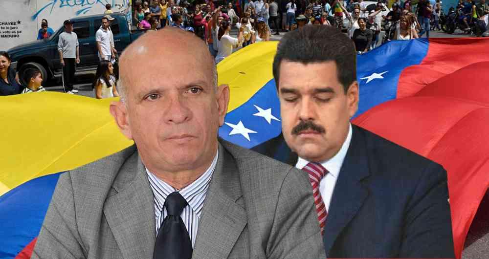 Detenido en Madrid Hugo Carvajal, exgeneral venezolano reclamado por EE.UU. Foto: Semana
