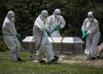 La cifra de fallecidos por el coronavirus en El Salvador supera los 3 mil