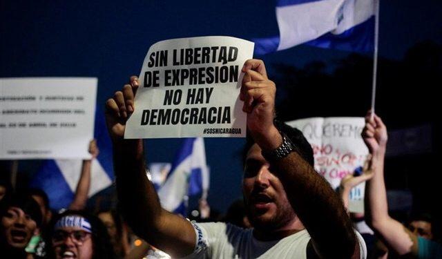 Ortega es depredador de la libertad de expresión porque «ha instaurado un mezquino sistema de asfixia contra medios de comunicación». Foto: Internet.
