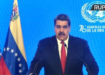 Maduro insiste ante la ONU que le levanten las «sanciones criminales» impuestas por EEUU.