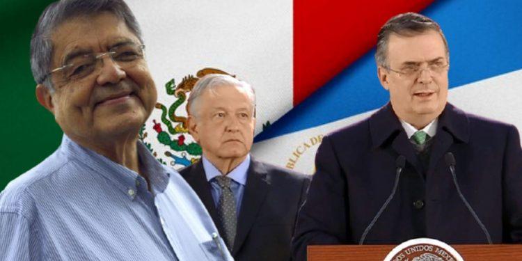 Cancillería de México retuitea declaraciones de Sergio Ramírez, lo que desata la ira del régimen de Nicaragua