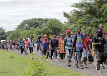 Muere atropellada menor indocumentada mientras viajaba en el sur de México