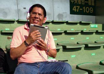 Periodista Miguel Mendoza bajó de peso y con problemas de salud. Foto: Artículo 66 / Internet