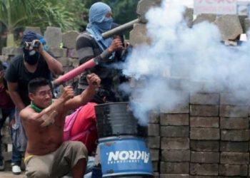 Vicedictadora llama «delincuentes paupérrimos» a protestantes en Monimbó en el 2018 y a sacerdotes les dice «diablos visionarios de la maldad». Foto: Internet.