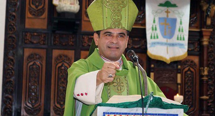 Monseñor Rolando Álvarez: «¿Existen condiciones para elecciones libres?» en Nicaragua. Foto: Archivo/ Diócesis Media.
