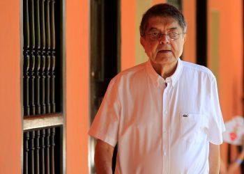 Sergio Ramírez, escritor nicaragüenses y premio Cervantes. FOTO: Artículo 66 / EFE
