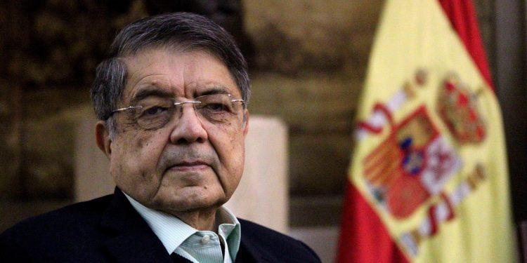 """El Gobierno español rechaza """"rotundamente"""" las acusaciones contra Sergio Ramírez. Foto: Artículo 66 / EFE"""