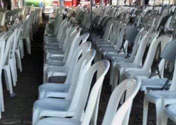 Poca asistencia en centros de vacunación contra el COVID-19 en Managua. Foto: Artículo 66 / Cortesía