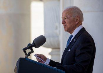 Biden promete defender el derecho al aborto frente a la restrictiva ley de Texas. Foto: EFE.