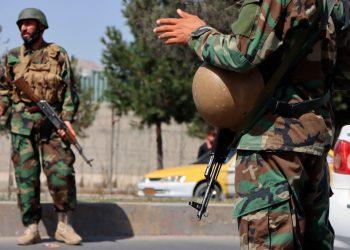 Los talibanes recrudecen la ofensiva en el último reducto opositor afgano. Foto: EFE.